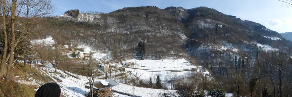 La nostra valle riposa - Gaia Erbe