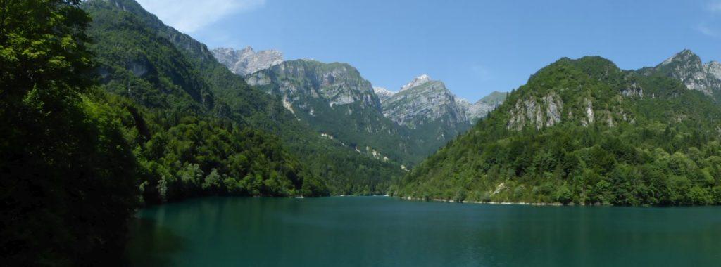 Val Canzoi, lago della Stua - Gaia Erbe
