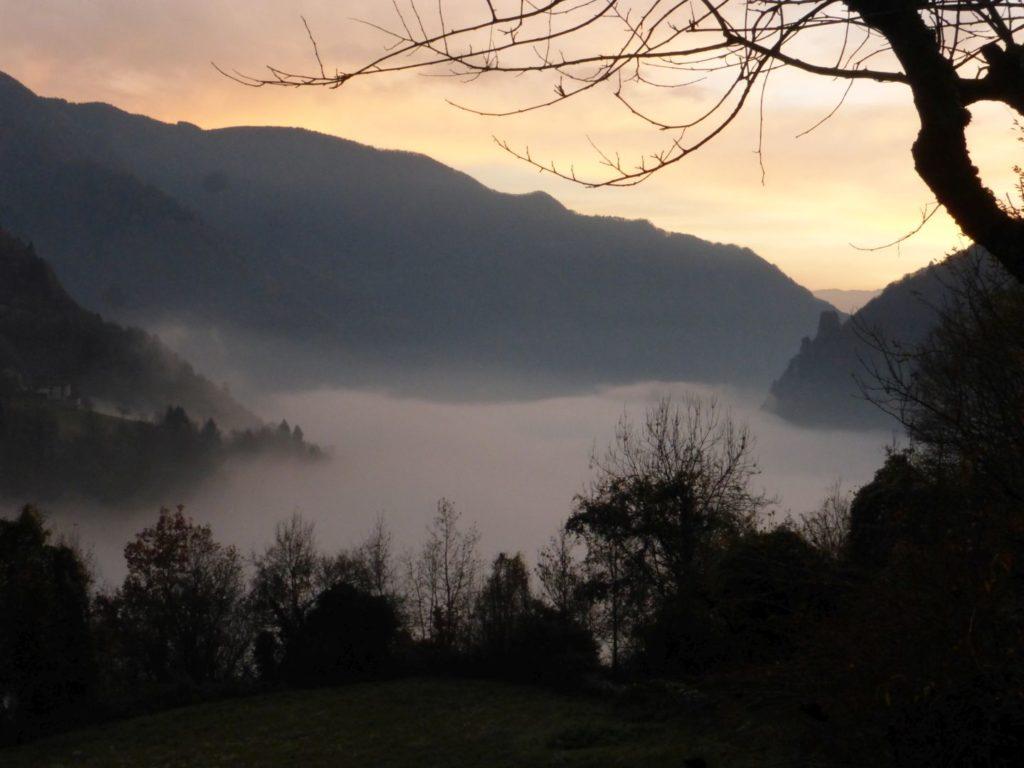 Le nebbie d'autunno - Gaia Erbe