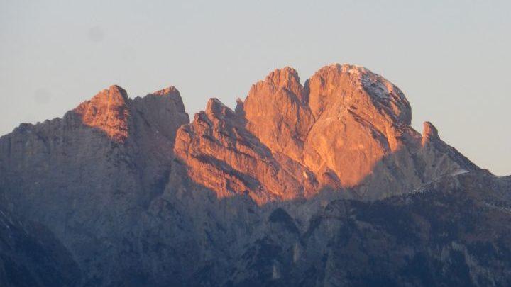 Nei dintorni... (foto, monte Pizzocco)