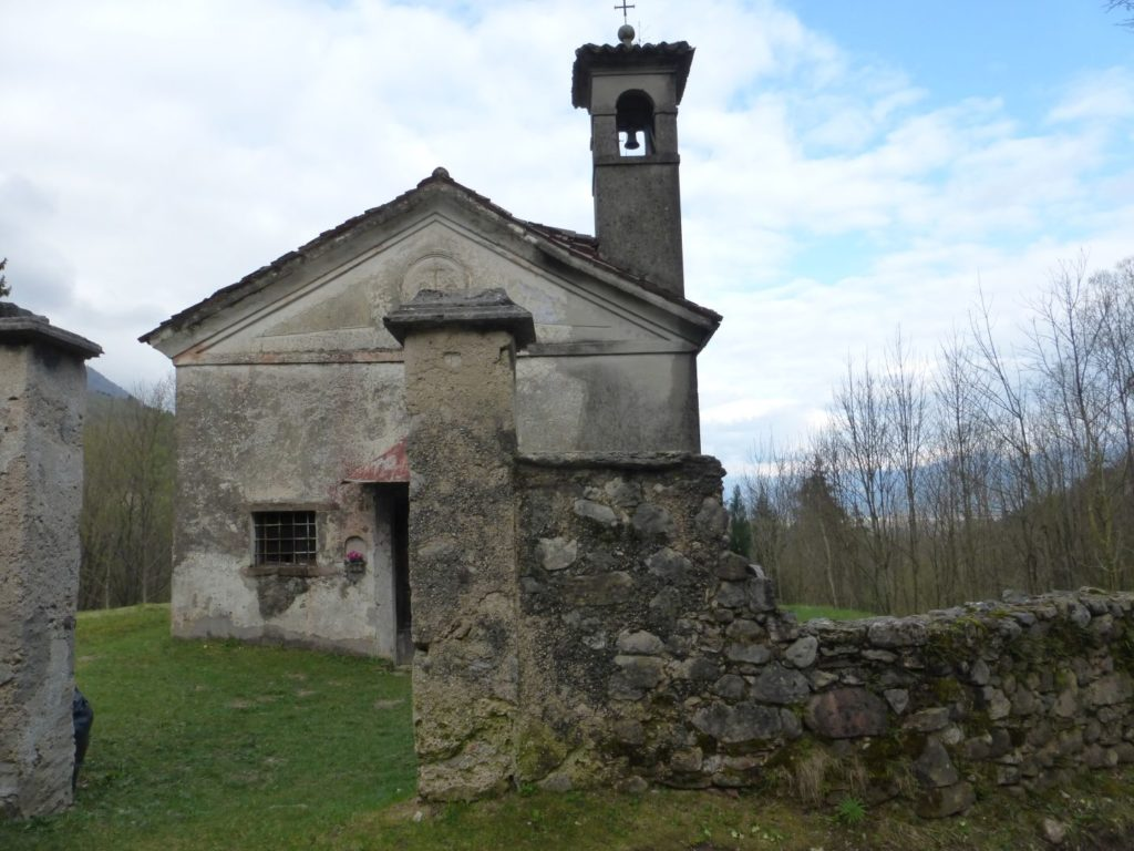 Valle di San Martino, chiesetta di San Martino - Gaia Erbe