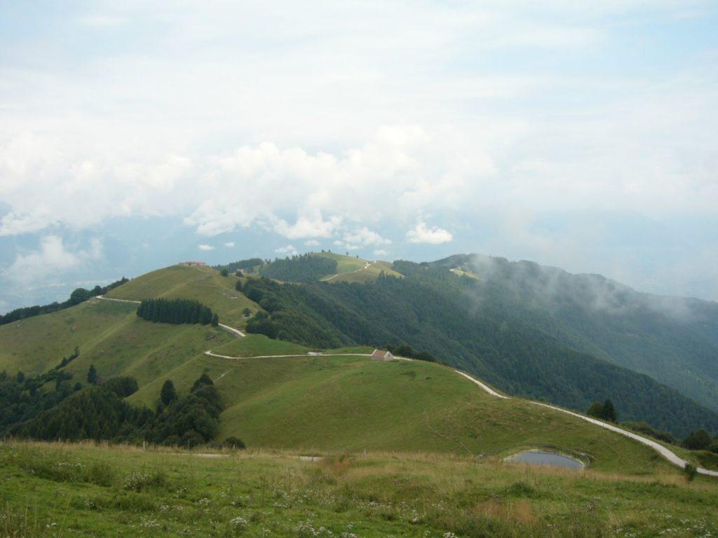 Panorama da Monte Garda - Gaia Erbe