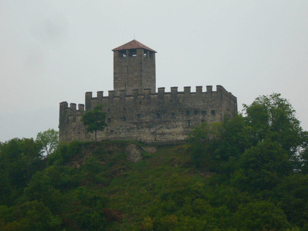Castello di Zumelle, Tiago di Mel - Gaia Erbe